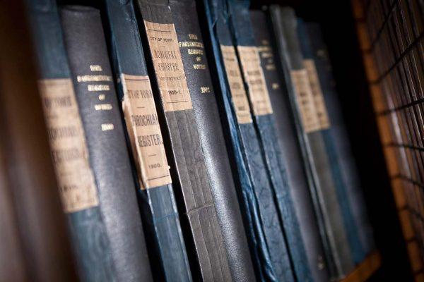 Archive books