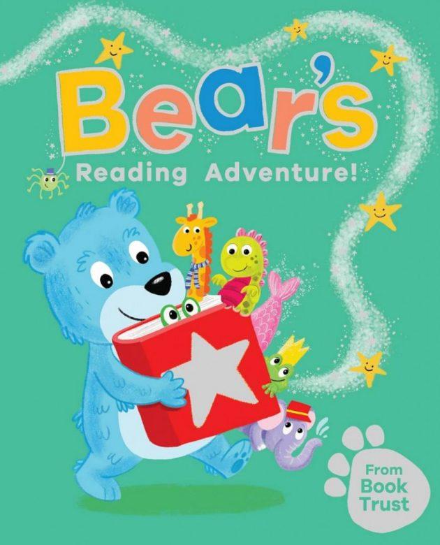 Bear's Reading adventure cover