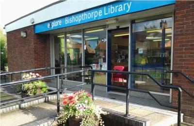 Bishopthorpe Library image