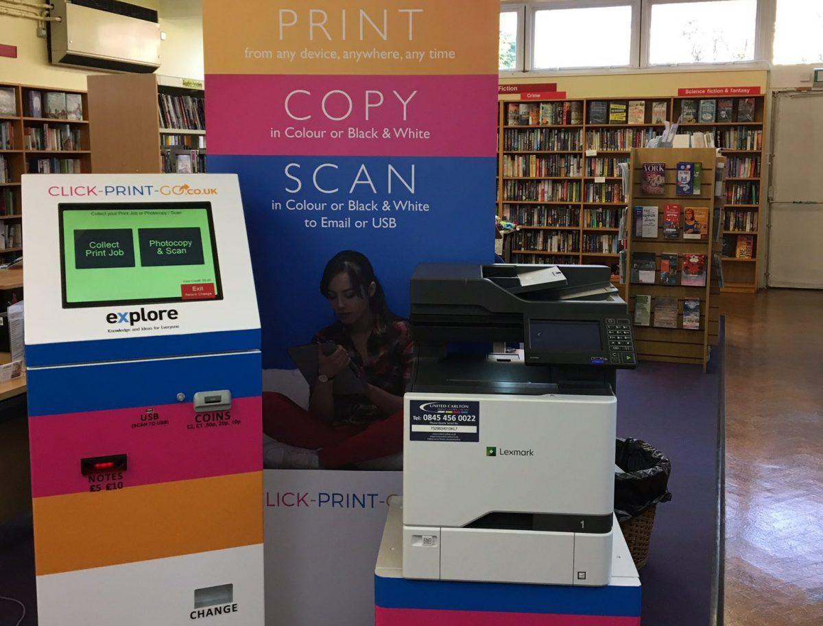 Print Copy Scan Printers