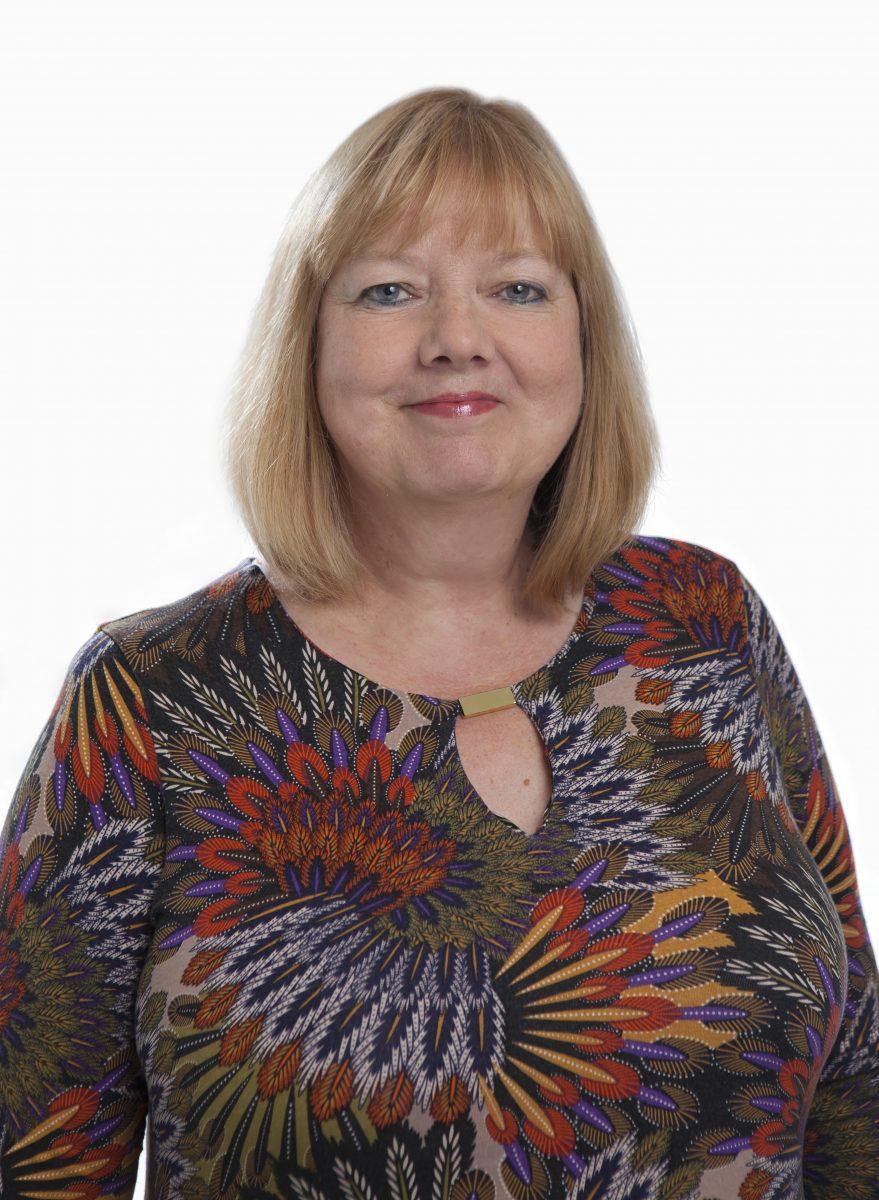 Barbara Swinn, Head of Service Development