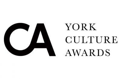 York Culture Awards logo