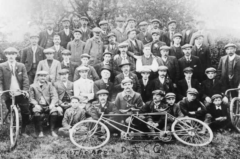 Layerthorpe group of men
