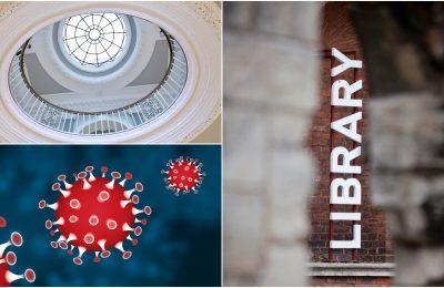 Coronavirus and York Library