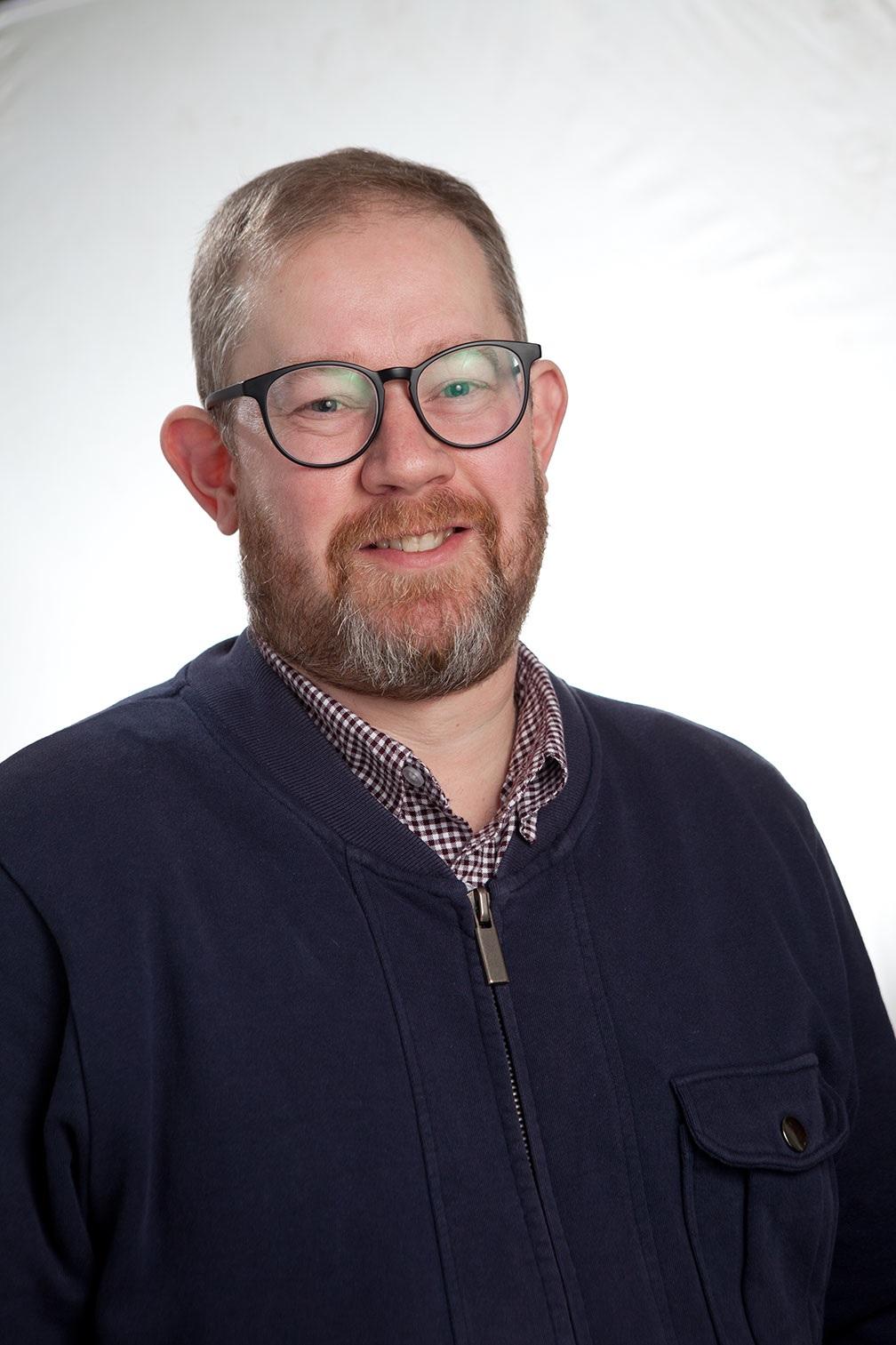 Mobile Library Manager Dean Audsley