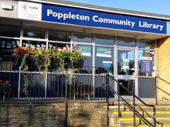 Poppleton Library image