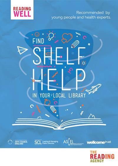 Reading Well shelf help poster