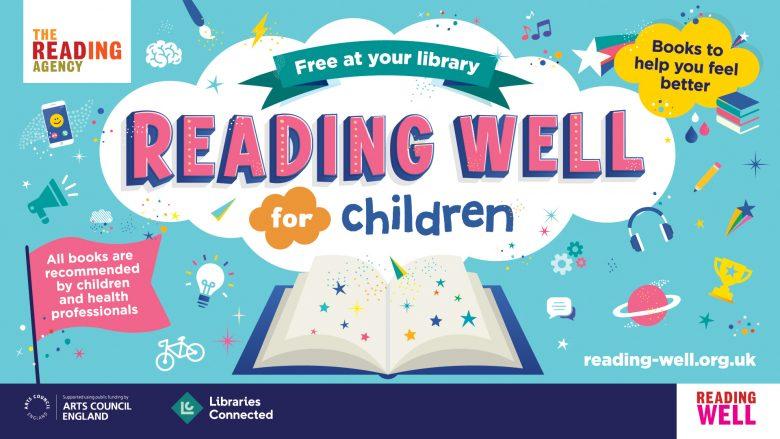 Reading Well for Children header