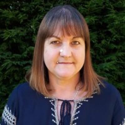 Susan Brook Chief Finance Officer